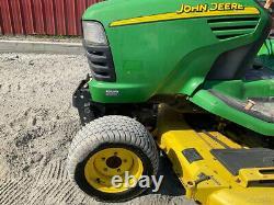 2006 John Deere X595 4x4 Diesel Lawn & Garden Tractor with 60 Mower CHEAP
