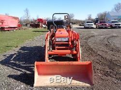 2006 Kubota L3400 Tractor