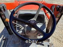 2006 Kubota L39 Tractor Loader Backhoe, Canopy, 4x4, 910 Hrs, 39 HP Pre-emission
