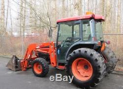 2006 Kubota Loader Tractor Diesel L5030D