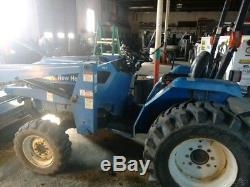 2006 New Holland TC30 4X4 Compact Tractor with Loader Coming Soon