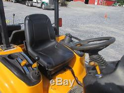 2007 Cub Cadet 6284 4x4 Diesel Compact Tractor Loader Backhoe
