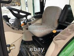 2007 John Deere 4320 Tractor, Cab, 83 Hrs, 540 Pto, 4x4, Heat A/c, Hydro, 48 HP
