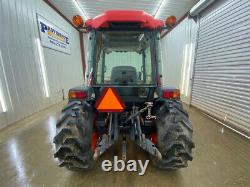 2007 Kubota L3430 Cab Hst Compact Tractor With A/c And Heat