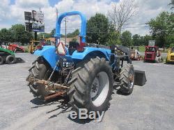 2007 Landini Powerfarm 75 4x4 Utility Tractor with Loader