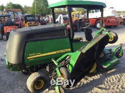 2008 John Deere 1600 Series 2 Diesel 4x4 Wide Area Mower