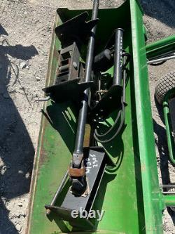 2008 John Deere 2305 4x4 Hydro Compact Tractor with Loader Only 900 Hours