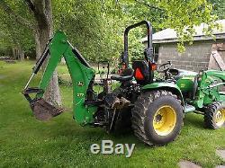 2008 John Deere 3120 Tractor