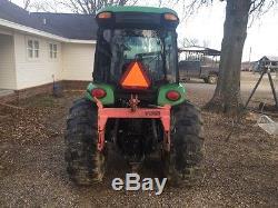 2008 John Deere 4520 4WD Tractors