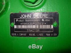 2008 John Deere 8430 4WD Tractors
