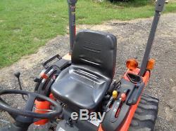 2008 Kubota B2620 Tractor, 4WD, Hydro, LA364 Loader, 26HP Diesel, 462 Hours