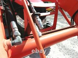 2008 Kubota L3540HST Cab 4x4 Loader 2577 Hrs- FREE 1000 MILE DELIVERY FROM KY