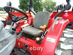 2008 Massey Ferguson 1533 4x4 Loader 1051 Hrs- FREE 1000 MILE DELIVERY FROM KY