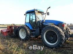 2008 New Holland TV 6070 Bi-Directional Tractor