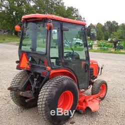 2009 Kubota B3030 Utility Tractors