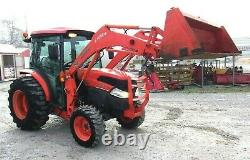 2009 Kubota L3940HST 4x4 Loader 572 Hrs- FREE 1000 MILE DELIVERY FROM KY