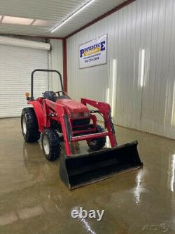 2009 Mahindra 2816 Orops Compact Utility Tractor With 4x4