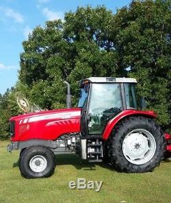 2009 Massey Ferguson 5465 Tractor 109HP Diesel Engine MFWD Higbee, MISSOURI