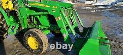 2010 John Deere 5095M Loader Tractor. 2757 Hours! Just Serviced! Quick Attach