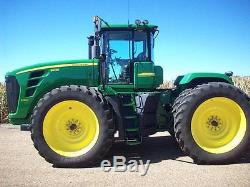 2010 John Deere 9430 4WD Tractors