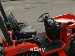 2010 Kubota BX2660 Tractor Loaders