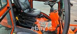 2010 Kubota F3680 Lawn Mower. All Attachments Included! Just Serviced! Cab