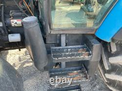 2010 Landini Ghibli 90 4x4 90Hp Farm Tractor with Cab Only 3700 Hours