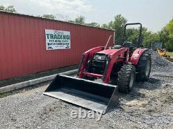 2010 Mahindra 5035 4x4 50hp Compact Tractor with Loader CHEAP