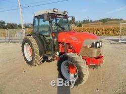 2010 McCormick F90 Tractor, Cab, AC/Heat, 4X4, 1167 Hrs, 91 HP Perkins, 1 Owner