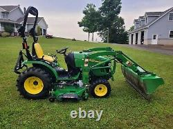 2011 John Deere 2520 compact tractor Very Good Condition Must See! READ ALL