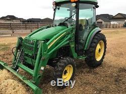 2011 John Deere 4520 4WD Tractors