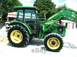2011 John Deere 5083E Pre Emissions Low Hours- FREE 1000 MILE DELIVERY FROM KY