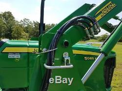 2012 65 HP John Deere Loader Tractor, Free Delivery