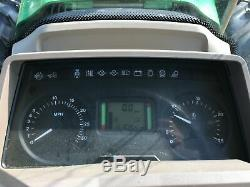2012 JOHN DEERE 6430 TRACTOR 1214 HOURS! 4x4 POWERQUAD PLUS TRANSMISSION