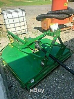 2012 John Deere 4005 Tractor
