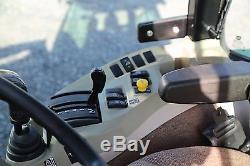 2012 John Deere 4720 Tractor 1 Remote Loader 4x4 A/C Radio Very Clean
