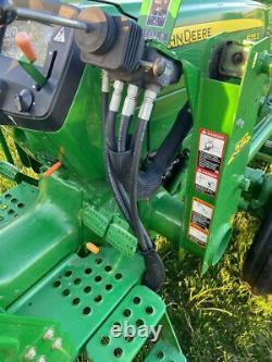 2012 John Deere 5055D Tractor withBucket Loader 850 Hours 55HP 2WD