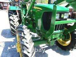 2012 John Deere 5055E Pre Emissions 748 HRS- FREE 1000 MILE DELIVERY FROM KY