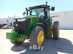2012 John Deere 7230R 4WD Tractors