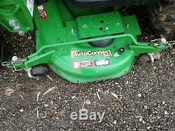 2012 John deere 1026r tractor With Loader