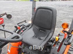 2012 Kubota B2920 4x4 Hydro Compact Tractor with Loader