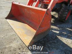 2012 Kubota BX25D 4WD Backhoe Wheel Loader Ag Tractor 23HP PTO 2-Spd bidadoo