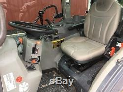 2012 Kubota L5240 4x4 Hydro Compact Tractor with Cab & Loader