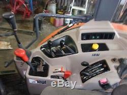 2012 Kubota M9960 Cab, 4x4 & Loader -Delivery @ $1.85 per loaded mile