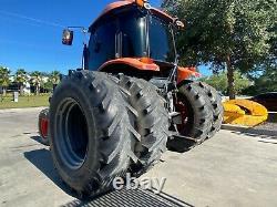 2012 Kubota M9960 Diesel Tractor, Dual Rear Wheels, Enclosed Cab, Heat, A/c