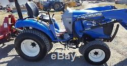 2012 New Holland Boomer 25 Compact Tractor