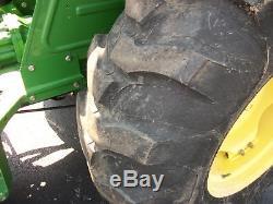 2013 John Deere 5045E Tractor Tractor Loaders