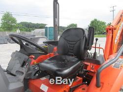 2013 Kubota M59 Tractor Loader Backhoe