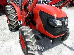 2013 Kubota MX5100 HST 4x4 Loader 710 Hrs- FREE 1000 MILE DELIVERY FROM KY
