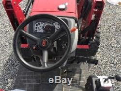 2013 Mahindra 3016 HST Compact & Utility Tractors
